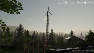 Small Wind Turbine for Farming Simulator 2019