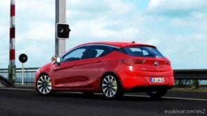 Opel Astra K V1R (1.36.X) for Euro Truck Simulator 2