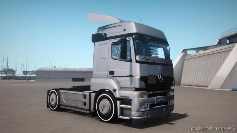 Mercedes Axor 1840 MP1 By Harun Aras [1.36.X] for Euro Truck Simulator 2