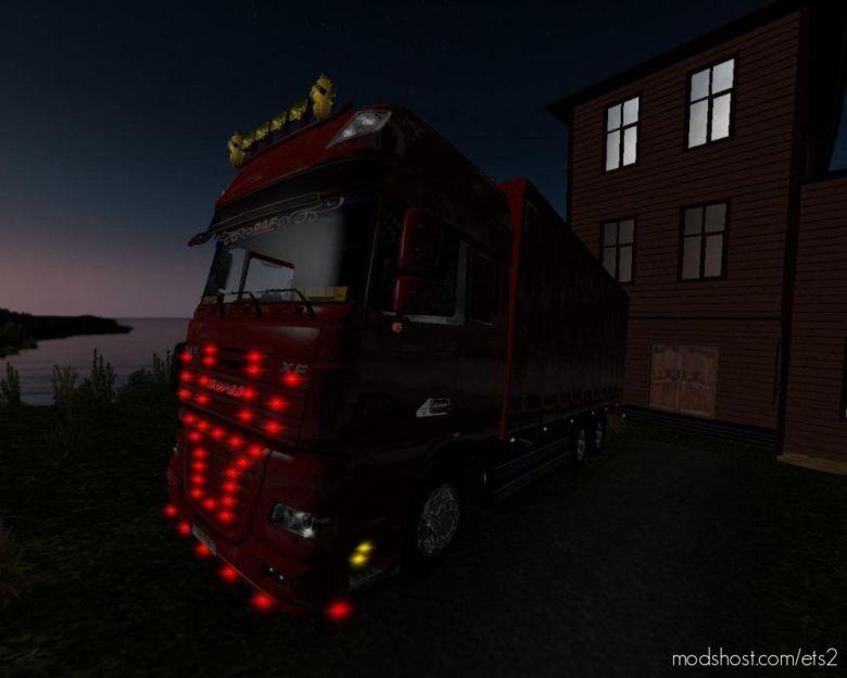 DAF XF Tandem Tunung Pack [1.36.X] for Euro Truck Simulator 2
