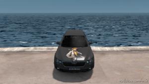 Skoda Superb Akame GA Kill Skin for Euro Truck Simulator 2