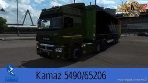 Kamaz 5490 NEO/65206 V1.1 [1.36.X] for Euro Truck Simulator 2