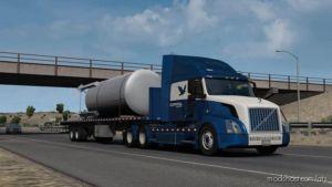 Volvo VNL Reworks Truck V1.8 for American Truck Simulator
