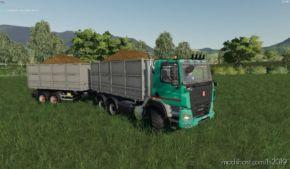 Tatra Phoenix 6X6 for Farming Simulator 2019