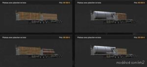 Ownable 93-RP Trailer Mod HCT V0.04.3 for Euro Truck Simulator 2