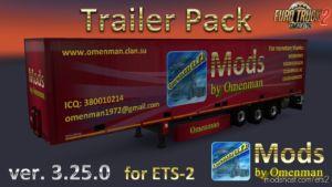 BIG Trailer Pack V3.25.0 By Omenman [1.36.X] for Euro Truck Simulator 2