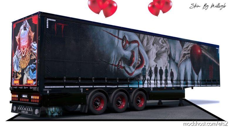 IT Trailer Skin 1 for Euro Truck Simulator 2