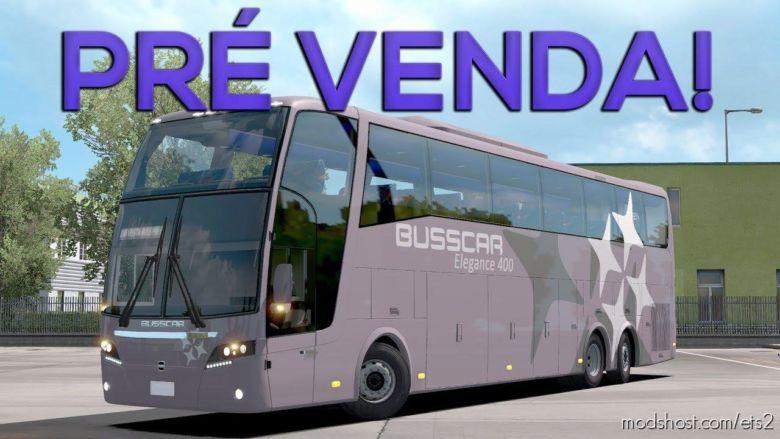 Volvo BussCar 400 V2.0 (1.36.X) for Euro Truck Simulator 2