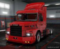 Truck Scania 113H T V2.0 for Euro Truck Simulator 2