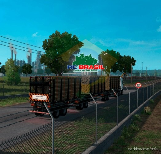 Map Of Brazil By RC Shop V1.6 [1.36.X] for Euro Truck Simulator 2