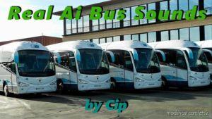 Sound For Busses In Traffic Pack V8.7 [1.36.X] for Euro Truck Simulator 2