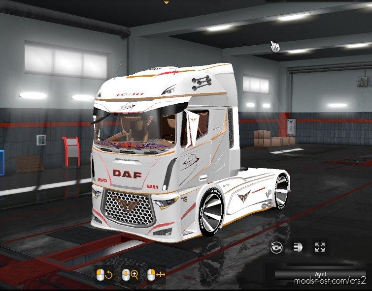 DAF EVO V3 for Euro Truck Simulator 2