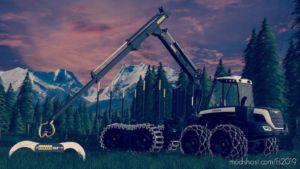 Ponsse Elephant King for Farming Simulator 2019