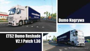 Dumo Realistic Reshade V2.1 for Euro Truck Simulator 2