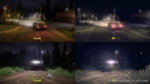 Realistic Graphics Adega Mod Pack V3.0 for MudRunner