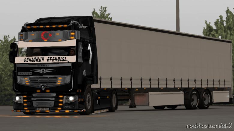 Turkish Business Renault Premium for Euro Truck Simulator 2