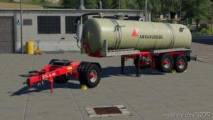 Annaburger HTD Pack for Farming Simulator 2019