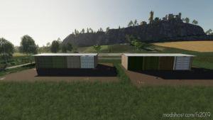BIG Bale Storage Pack for Farming Simulator 2019