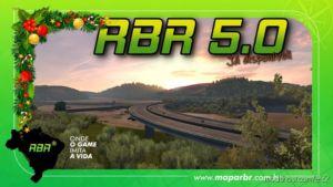 RBR Map V5.0 for Euro Truck Simulator 2