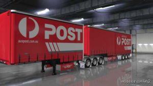 TSA Australian Drop Deck Trailer Skins for Euro Truck Simulator 2