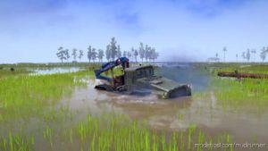 Swamp MUD Map for MudRunner