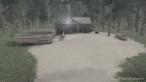 Sand Road Map V12.02.20 for MudRunner