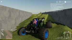 Amazone Crasshopper for Farming Simulator 2019