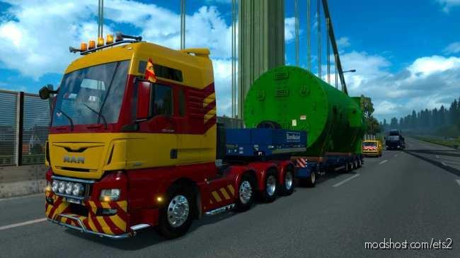 Reshade DX11 [1.36] for Euro Truck Simulator 2