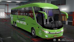 BUS G7 1200 Mexico Facelift V2.5 for Euro Truck Simulator 2