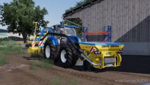 NEW Holland T7 SWB for Farming Simulator 2019