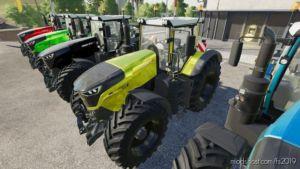 Fendt 1000 Vario Tuning for Farming Simulator 2019
