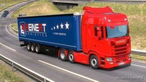 Schwarzmueller SPA 3E (Beta) for Euro Truck Simulator 2