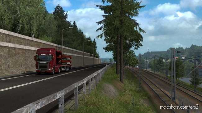 Poland Rebuilding V2.4.1 for Euro Truck Simulator 2
