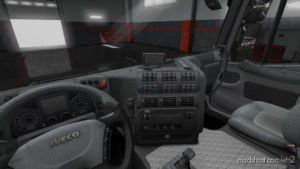 Interior Improvements V2.0 for Euro Truck Simulator 2