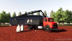 Mercedes Benz 1113 Munk (Beta) for Farming Simulator 2019