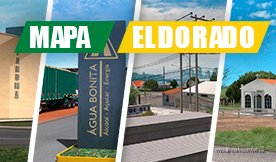 Map Eldorado PRO For 1.36 for Euro Truck Simulator 2