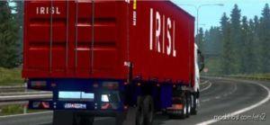 Kafi Iran Kaveh (Flat BED) for Euro Truck Simulator 2