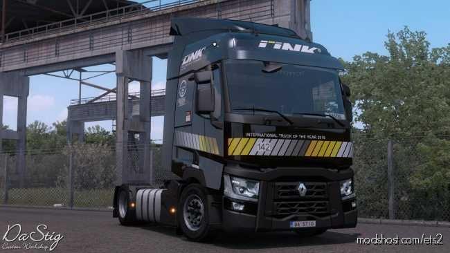 Link Transport Skin for Euro Truck Simulator 2