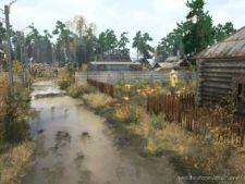 Maps Of The Village 4 Autumn-Summer Map V16.02.20 for MudRunner