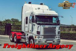 Freightliner Argosy V2.5 [1.36.X] for Euro Truck Simulator 2