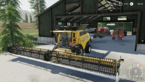 NEW Holland CR1090 Revelation Dual Crawler By Stevie for Farming Simulator 2019