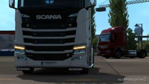 NEW Flare For Scania for Euro Truck Simulator 2