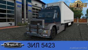 ZIL 5423 -DX11- V1.2.1 [1.36.X] for Euro Truck Simulator 2