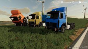 MAZ 5432 And MAZ 6422 V1.0.0.2 for Farming Simulator 2019