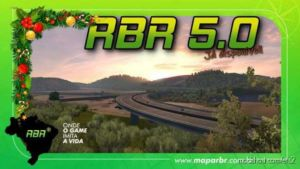 RBR Map [1.36] V5.0 for Euro Truck Simulator 2