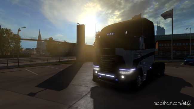 Truck Galvatron TF4 for Euro Truck Simulator 2
