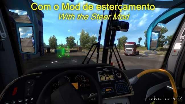 Mod DE Esterçamento Para BUS for Euro Truck Simulator 2