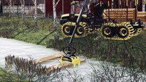 NMC Bridge Mats for Farming Simulator 2019