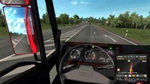 Iveco Eurostar 520 V8 Sound [1.36.X] for Euro Truck Simulator 2