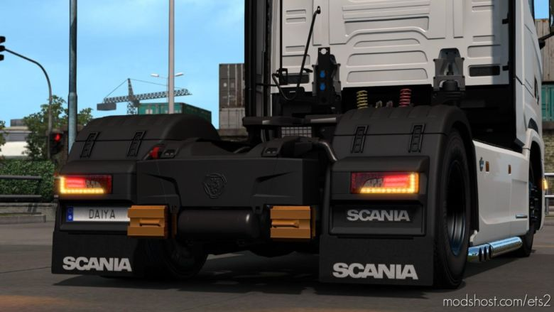 Scania NEW Flare [1.36.X] for Euro Truck Simulator 2